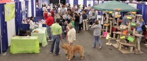 Holiday Pet Show conducted by Event Management services named Kiyoh